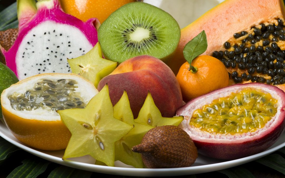 Exotica – Fruits from Far Away Places