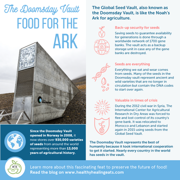 Food For The Ark – The Doomsday Vault