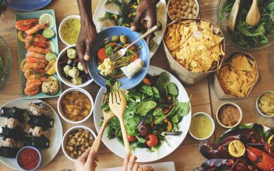 Food for the Ark: Chapter Five – The Gathering   Mindful Eating Leading to Weight Control